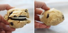 Classic Cookie Mashup: Oreo Chip Cookies // Brit + Co