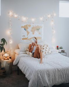 "65.5k Likes, 113 Comments - Urban Outfitters (@urbanoutfitters) on Instagram: ""Home is where the string lights are. @UOUtah @zoelaz #UOonCampus"""