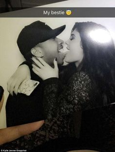 Kylie Jenner & Tyga Caught Tongue Kissing At Her Birthday Party — See Pics