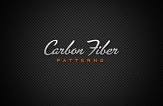Free Carbon Fiber Photoshop Patterns