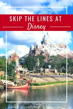 Disney FastPass Guide - If you're waiting in line, you're doing it wrong!