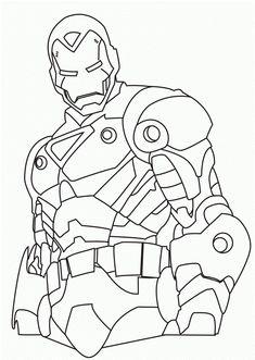 12 Mejores Imágenes De Dibujos Para Colorear Los Vengadores
