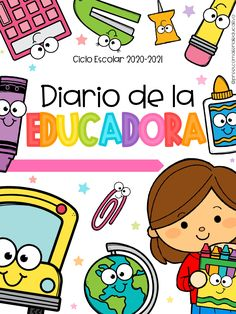 Classroom Design, School Classroom, Professor, School Suplies, First Day School, School Clipart, Teaching Time, Class Activities, Binder Covers