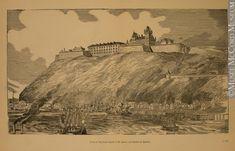 Nuovele Forts et châteaux Saint-Louis (Québec)