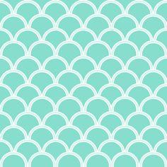turquoise_waves_pattern_paper.jpg (1200×1200)