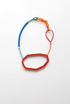 colliers necklaces ketten danni schwaag