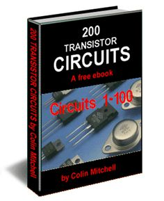200T circuits transistor Download livro 200 circuitos com transistores da TALKING ELECTRONICS download circuito apostilas download