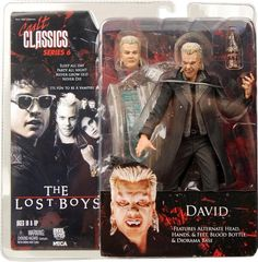 #Lost Boys - David Action Figure - Movie Tv $39.95 http://www.azondealextreme.info/toys/lost-boys-david-action-figure-movie-tv-39-95/