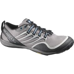 Merrell Trail Glove Barefoot Running Shoe (Men's) | Does you like to feel one with the outdoors? If so, this is the gift for you! Check out the Trail Glove Barefoot Running Shoe from Merrell. This bad boy has a minimalist design and a Vibram® bottom to help guide you on the perfect run.