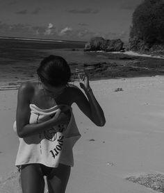 Summer Baby, Summer Of Love, Summer Feeling, Summer Vibes, Vaporwave, Summer Aesthetic, Beach Aesthetic, Black N White, Beach Bum
