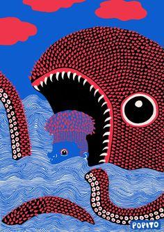 Art And Illustration, Illustration Design Graphique, Illustration Inspiration, Pop Art, Zentangle Drawings, Psychedelic Art, Art Design, Collage Art, Art Inspo