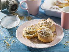 Osie hniezda Bagel, Pancakes, Bread, Breakfast, Food, Morning Coffee, Brot, Essen, Pancake