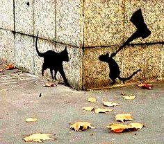 Tom & Jerry #funny#streetart#art#graffiti#wallart#streetwear#crazyart#paint#grafite#streetview#graffiteros#grafiteiro#grafiteiros#streetstyle#mural#collage#streetartist#streetartt#urbanart#art#artist#instaart#picoftheday#cat#rat#catandmouse