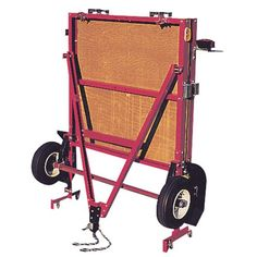 Capacity x Heavy Duty Foldable Utility Trailer with Wheels Another Option Pet Trailer, Kayak Trailer, Trailer Build, Foldable Trailer, Folding Utility Trailer, Harbor Freight Folding Trailer, Trailer Shelving, Kayak Equipment, Folding Campers