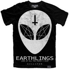 Earthlings T-Shirt [B]