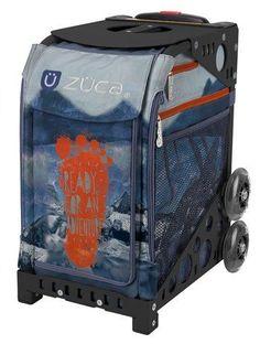Zuca Sport Bag - Explorer with Black Frame | A true all-around athlete, the patented design of the ZÜCA Sport demands attention. Agile. Graceful.  https://figureskatingstore.com/zuca-bags/ #figureskating #figureskatingstore #figureskates #skating #skater #figureskater #zucabag #zuca #zucabags #zuca #backpack #zucabackpack #iceskatebag #skatebags #ice #skatingbag #zucastore #zucabackpacks #zucaskatebag