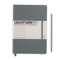 Leuchtturm Hardcover A5 Notebook
