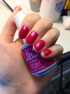 IBD gel polishes : have you tried these? I love them :-)