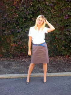 Love this outfit and Catherine's blog. Follow her. She is absolutely hilarious and has great taste in clothing :)