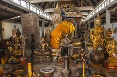 Wat Phu Khao Thong - Ayutthaya