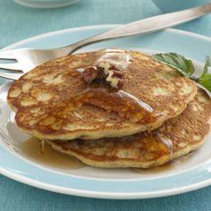 5g Net Carb Spicy Pecan Pancakes! Yum!