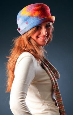 Gallery.ru / Фото #183 - HATS & CAPS II - renew