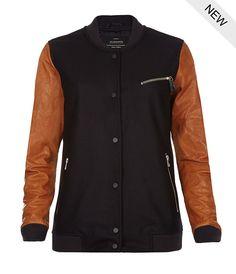 $680 - AllSaints Canada Biwa Bomber | Womens Leather Bomber Jackets