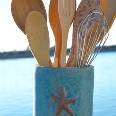 Brand new Starfish kitchen canister