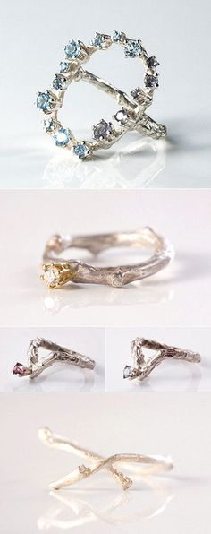 TheCarrotbox.com modern jewellery blog : obsessed with rings // feed your fingers!: Patricio Minconi