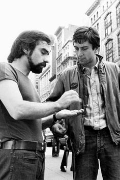 Taxi Driver (1976) ~ Robert De Niro and Martin Scorsese