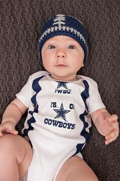 Dallas Cowboys Tie with Blue Suspenders Onesie by bkchicboutique 64b51514d6c