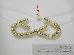 bead_tutorial: [Tutorial] Crystal Bracelet : Donut Thai Style Part 1