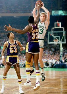 Bird vs Magic the rivalry that saved the NBA