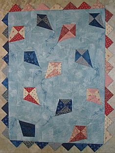 fun quilt. want to do this!