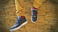 Nike Lunarforce 1 Speckle Navy Blue #sneakers #men #streetstyle #fashion