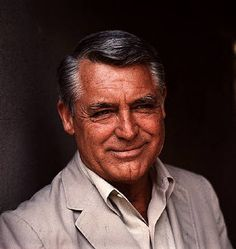 Cary Grant.  I like the grey temples.