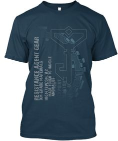 Resistance XM Gear #ingress