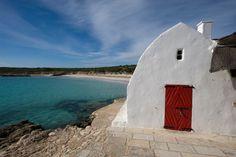 red door, Los Bucaneros, Binibeca, Menorca