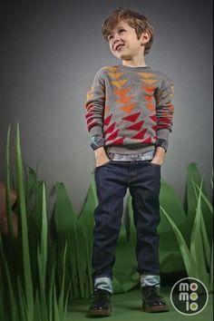 Look de Paul Smith | www.momolo.com | MOMOLO Street Style Kids :: La primera red…