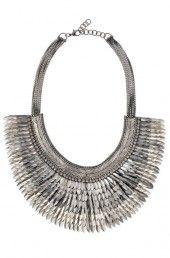 Pegasus Necklace- Silver
