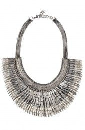 Pegasus Necklace- Silver -- loving this new edition to Stella & Dot!  www.stelladot.com/danapaes