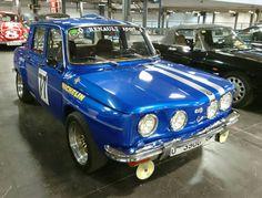 "Renault 8 "" Rally "", Auto-retro 2016, X. Colomer"