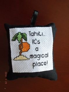 99 Best Diy Hawaiian Cross Stitch Images Embroidery