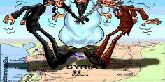 """""""El plan de #Europa, #EEUU e #Israel estaría llegando a su fin"""""""