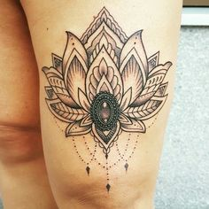Tattoo by Dezso Jacob