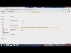Adsense - How to add ads.txt to blogger blogspot Blogger Blogspot, Social Networks, Science And Technology, Seo, How To Make Money, Web Design, About Me Blog, Design Web, Social Media