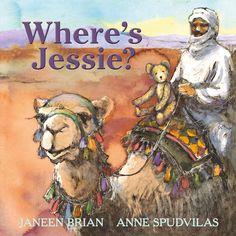 Children's Book Review, Where's Jessie?