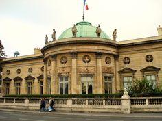 Hotel de Salm, 1782-88, Pierre Rousseau, Paris 7e
