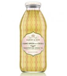 Harney And Sons Harney And Sons Teas Bangkok Coconut Ginger Bottled Tea - Coconut Ginger - Case Of 12 - 16 Oz. Harney And Sons Tea, Organic Green Tea, Green Teas, Tea Varieties, Weight Loss Water, Tea Brands, Brewing Tea, Bottle Design, Packaging