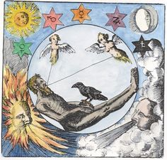Alchemical and hermetic emblems 1-40 Pinned by www.ylezama-art.com